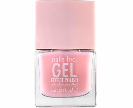Nails Inc Gel Polish in baby pink