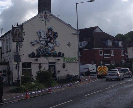 Prince of Denmark Pub Norwich - Assault