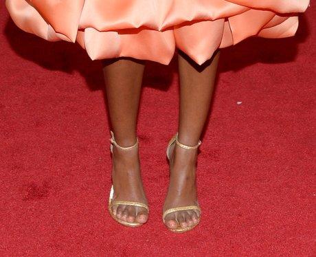 Solange Knowles' shoes