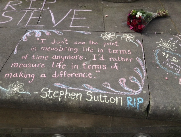 stephen sutton tributes 2
