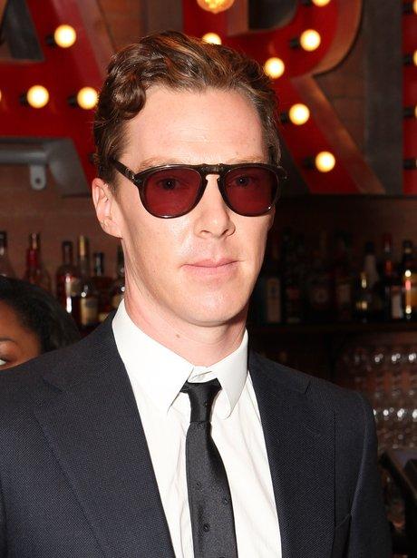 Benedict Cumberbatch in sunglasses
