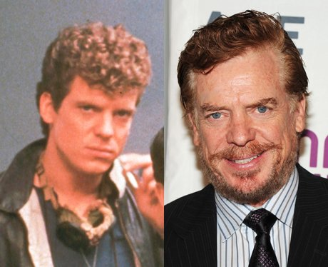 Christopher McDonald then and now