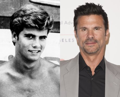 Lorenzo Lamas then and now