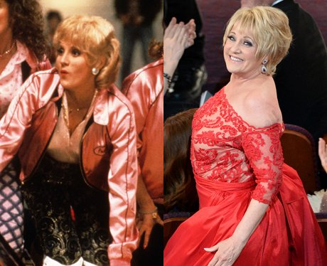 Lorna Luft then and now