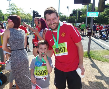 Green Park Royal Berkshire 10K Part Two