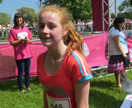 Heart Angels: Finish Line at Aylesbury Race for Li