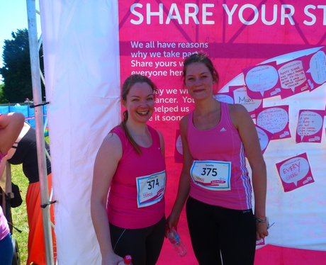 Race for Life - Harlow