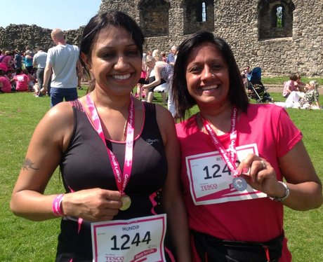 Heart Angels: Rochester Race For Life - Medals! (1