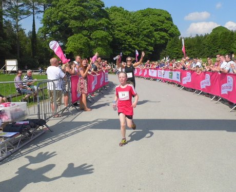 Race For Life In Delamere!