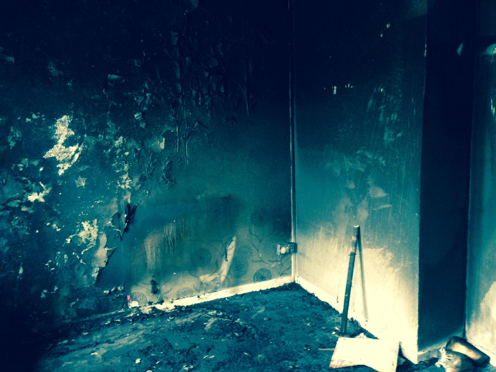 House Fire Sheldon