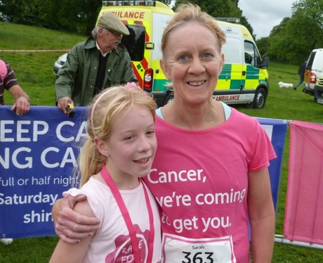 Race for Life Brentwood 24 May 2014