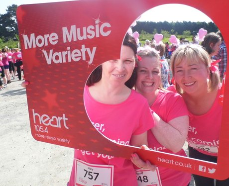 Race For Life In Delamere! Part One