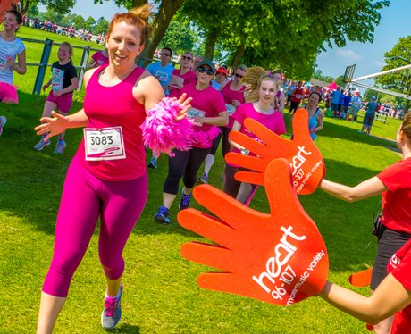 Race For Life Norwich 2014