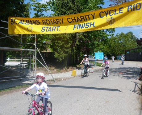 St Albans Charity Cycle Ride