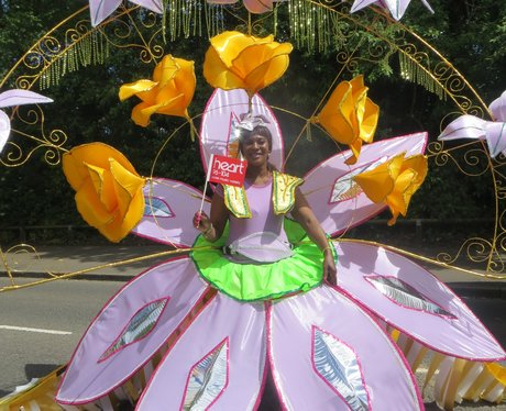 Amazing costumes at Luton Carnival
