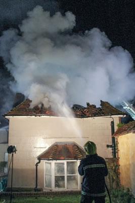 Cheriton Fire 2
