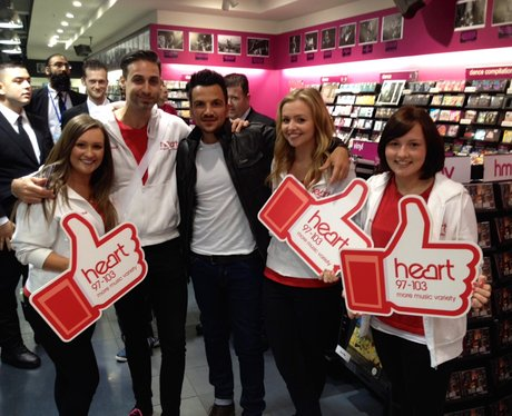 Heart Angels: Peter Andre