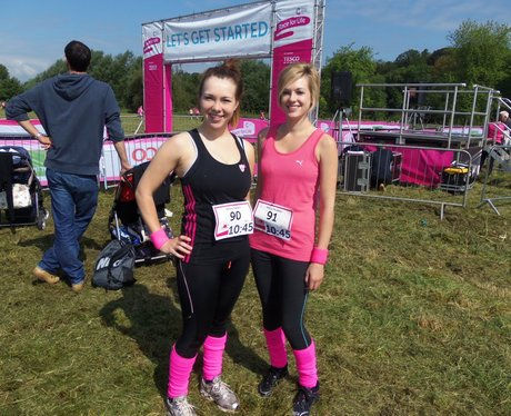 Heart Angels: Pretty Muddy Reading 2014