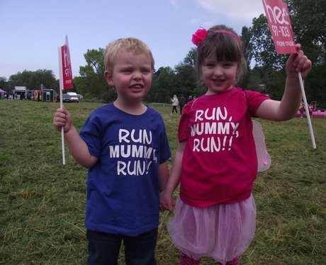Heart Angels: Pretty Muddy Reading Part Two