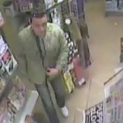 CCTV released after post office theft