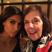 Image 1: Kim Kardashian with her nan