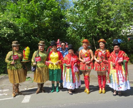 Luton Carnival Smiles