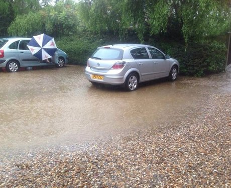Norfolk floods