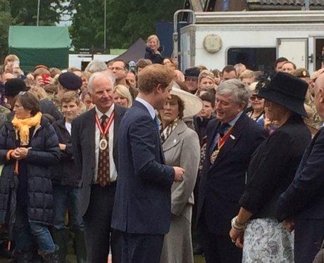 Prince Harry Suffolk Show