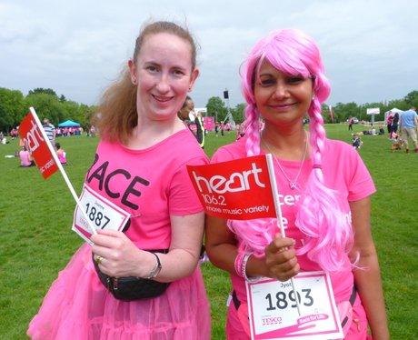 Regents Park Race For Life 2014 Part 1