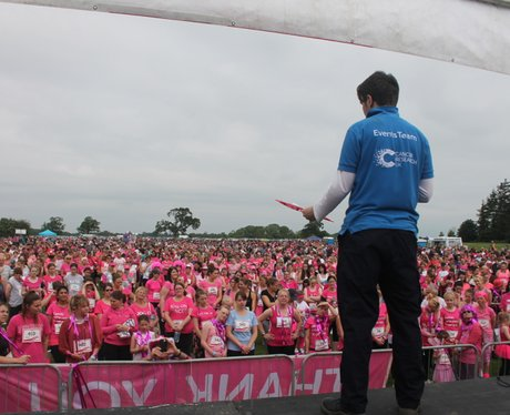 Swindon Race for Life The Day 2014