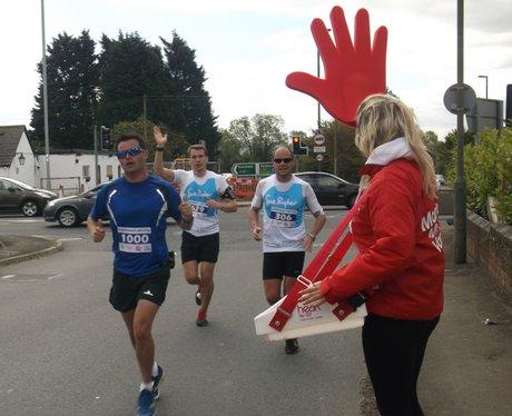 Tewkesbury Half Marathon 2014