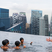 Image 4: A rooftop swimming lesson