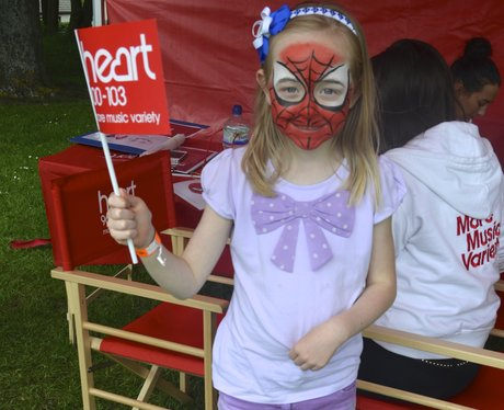 Heart Angels Photos from Bathgate 2014
