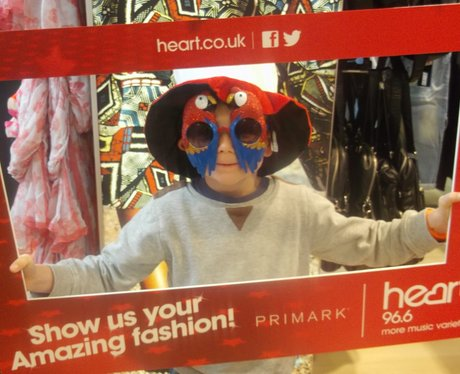 Heart Angels: Primark, Watford (31st May 2014)