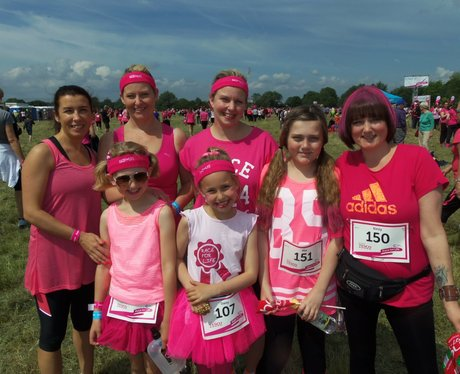 Heart Angels: Race For Life Reading 5k