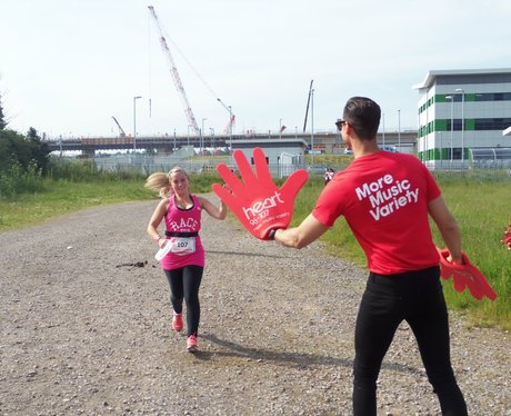Heart Angels: Race For Life Reading Cheerzone