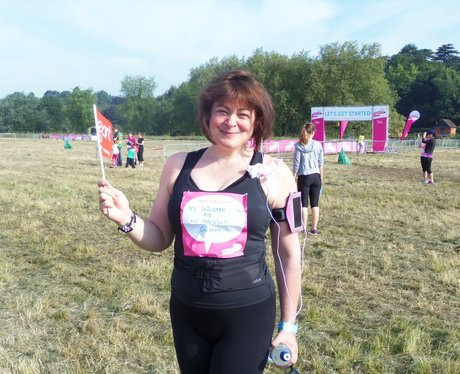 Heart Angels: Race For Life Thames Promenade 10K