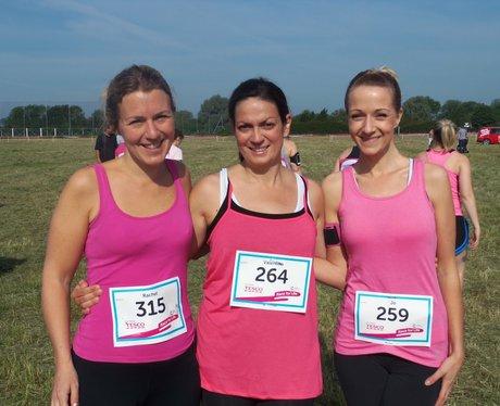 Heart Angels: Race For Life Thames Promenade 10K
