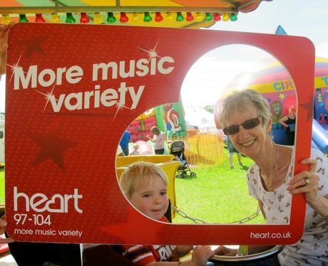 The Heart Angels had lots of fun at the South of E