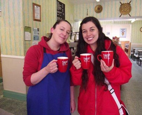 Mug drop Tenby and Narberth