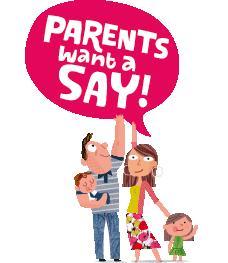 Parents Want A Say logo