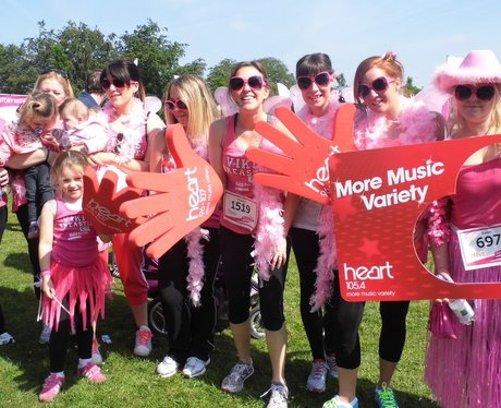 Race For Life Stockport