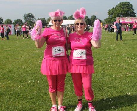 Sunday Swindon Race for Life The Ladies 2014