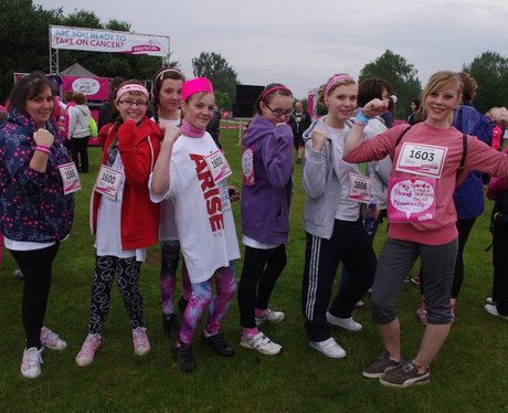 Sutton Coldfield AM: Before the Race