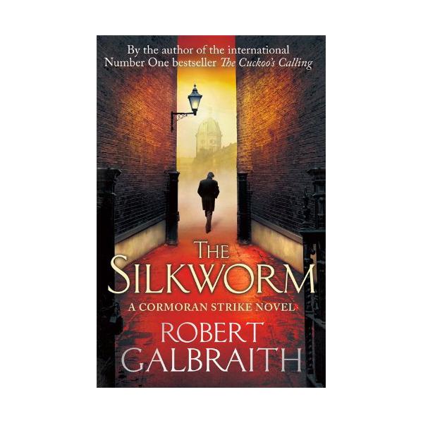 'The Silk Worm' By Robert Galbraith