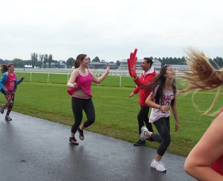 Windsor Race for Life: Cheerzone 11am