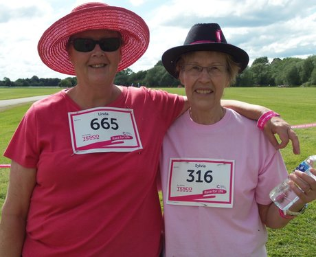 Windsor Race for Life: Cheerzone 3pm