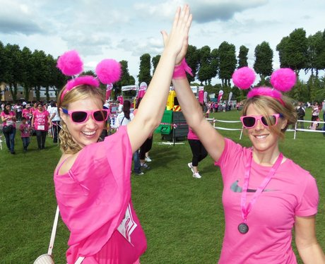 Windsor Race for Life: Finish Line 3pm