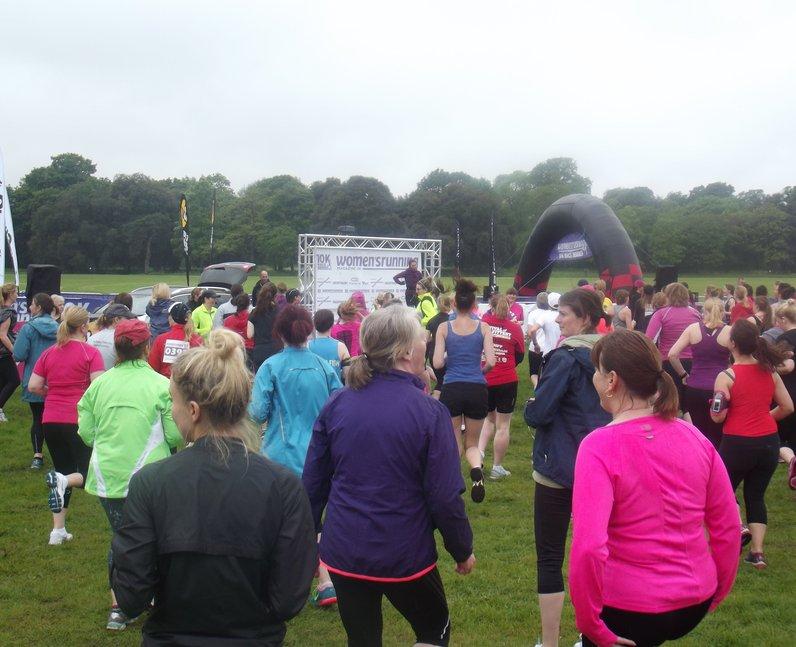 Women's Running 10K Series