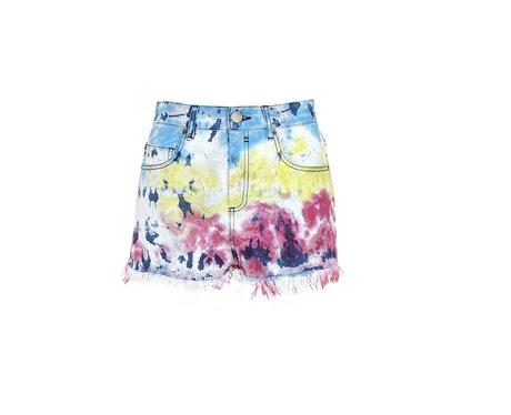 Asos Tie Dye Shorts